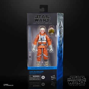 Star Wars The Black Series 2020 Luke Skywalker Snowspeeder Pilot Figure